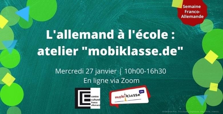 WEB Mobiklasse-Atelier semaine fr-all